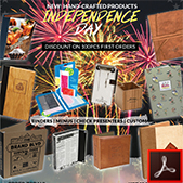 186 Hand-Crafted Independence Discount Thumbnail