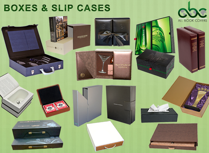 Custom Boxes-Cases-Presentation Kits-Media Packaging