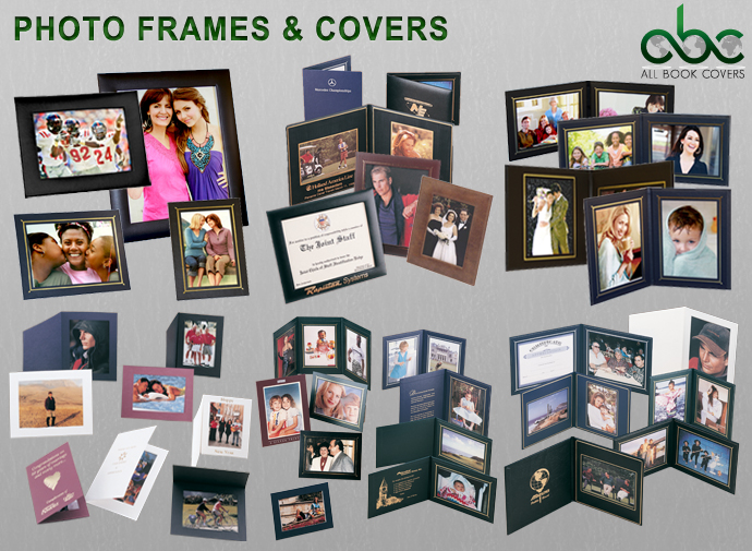 Photo Frames-Photo Covers-Photo Holders